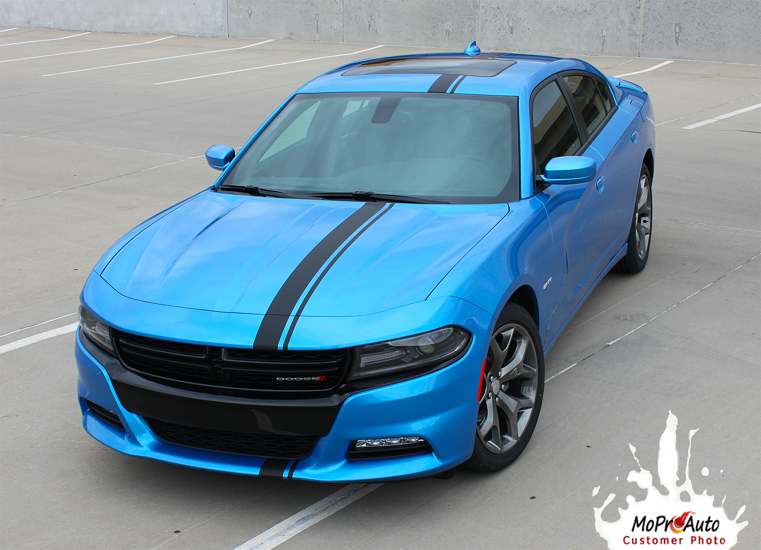 2015 2016 2017 2018 E Rally Dodge Charger Euro Hood