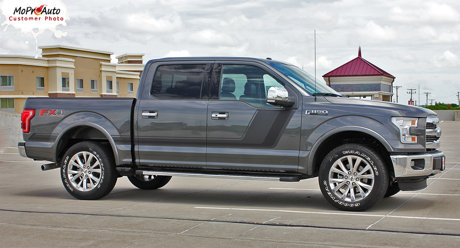 F 150 Tremor >> F-150 QUAKE : Ford F-150 Hockey Stripe Tremor FX ...