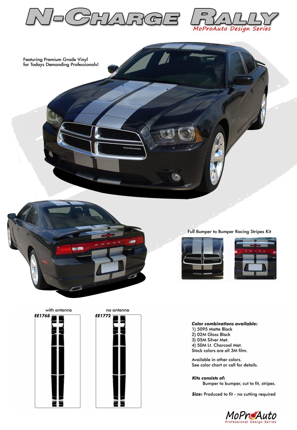 2011 2012 2013 2014 N Charge Rally Vinyl Graphics Racing