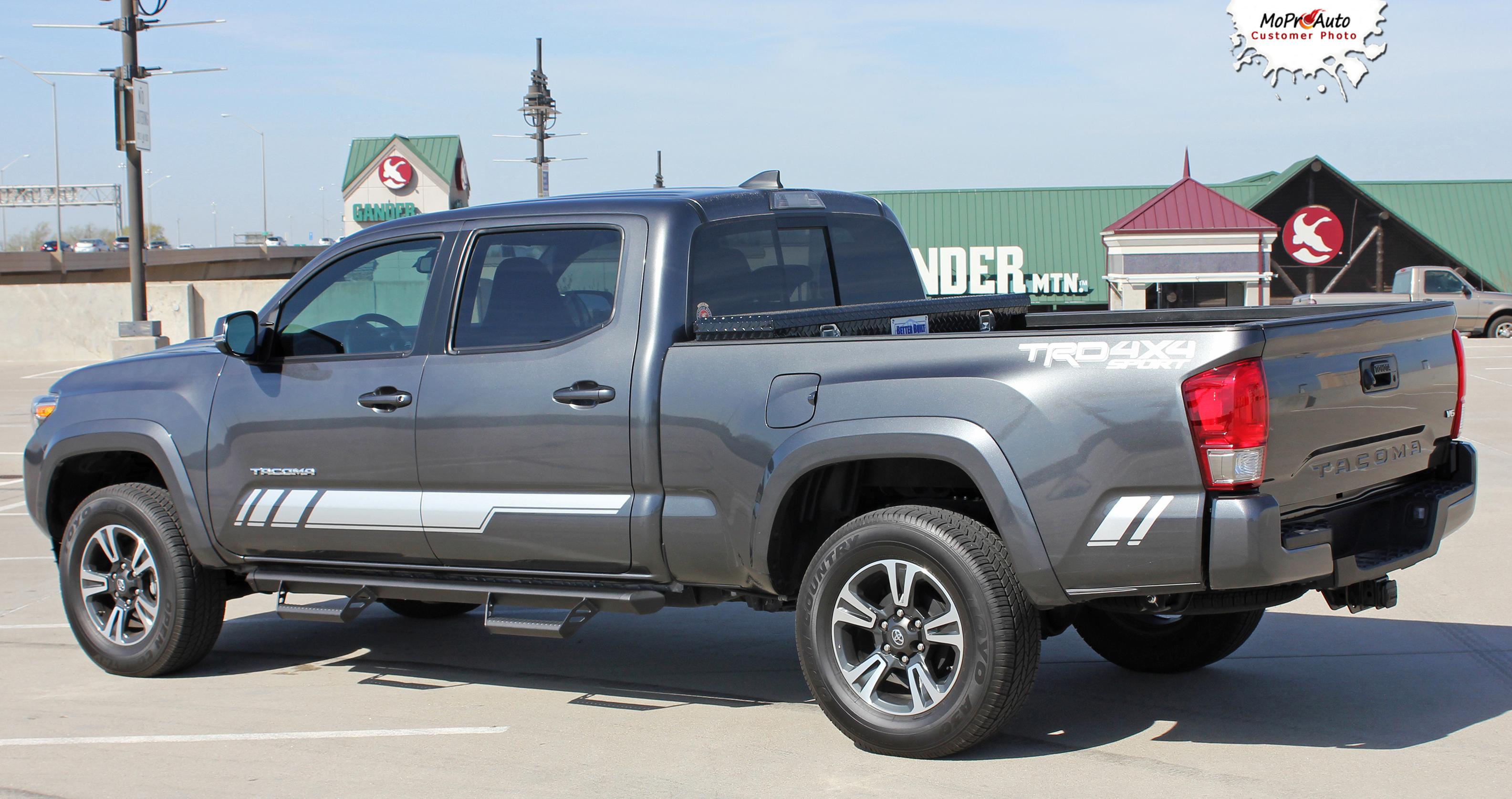 CORE : Toyota Tacoma Rocker Panel Stripes TRD Sport Pro ...