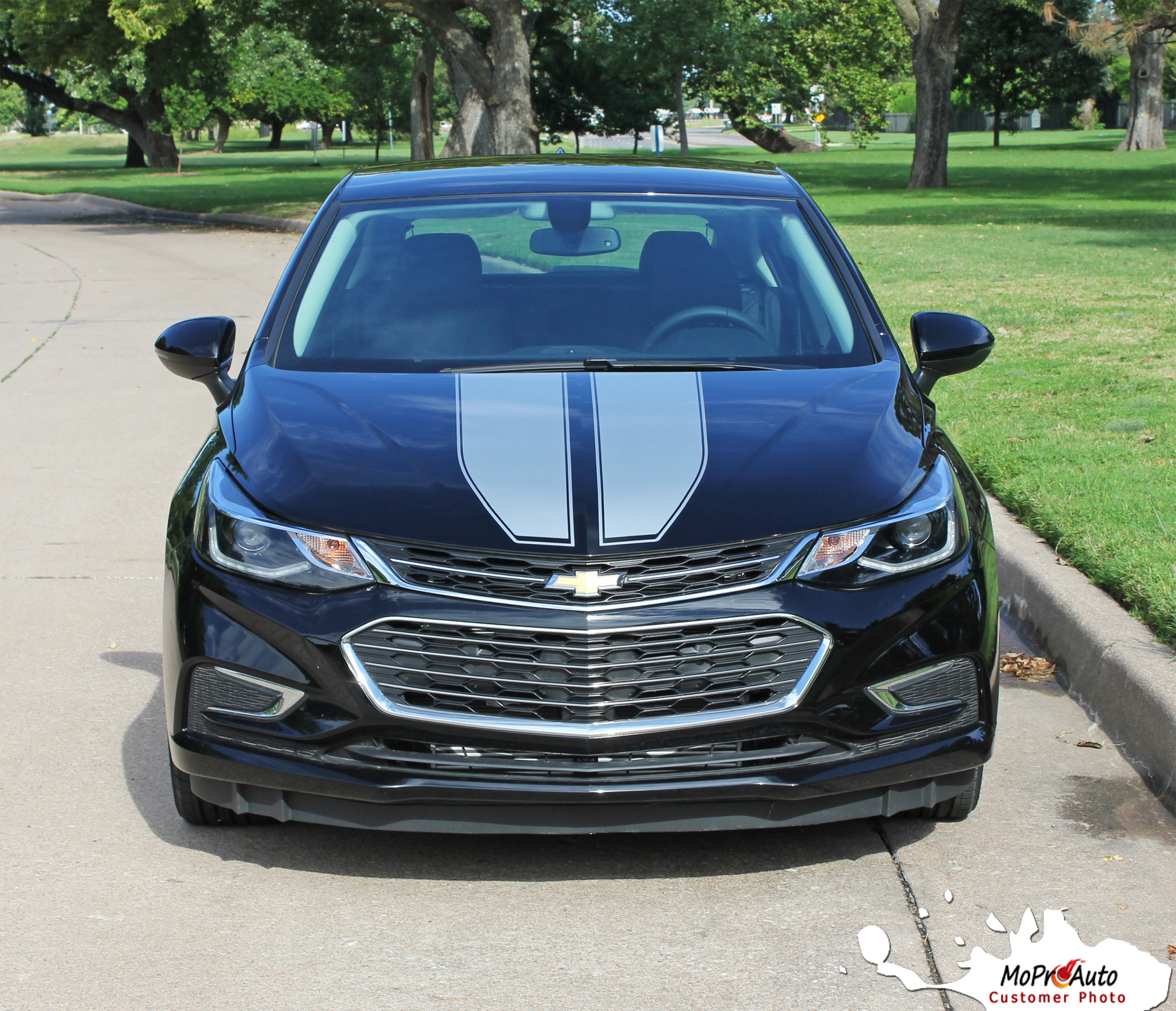 Details about 2016 2019 chevy cruze drift rally hatchback racing stripes vinyl graphics decals