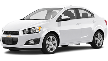 White Chevy Sonic, Chevy Sonic Stripes, Chevy Sonic Decals, Chevy Sonic Vinyl Graphics Kits