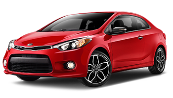 Kia Forte, Kia Forte Stripes, Kia Forte Decals, Kia Forte Vinyl Graphics Kits
