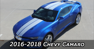 2016 2017 2018 Chevy Camaro Vinyl Graphics Decals Stripe Package Kits