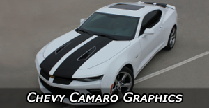 2018 2017 2016 2015 2014 2013 Chevy Camaro Stripes Vinyl Graphics Decals Stripe Package Kits