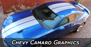 2019 2018 2017 2016 2015 2014 2013 Chevy Camaro Stripes, Chevy Camaro Decals, Chevy Camaro Vinyl Graphics Package Kits