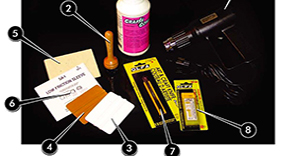 Vinyl Graphics Installation Tools