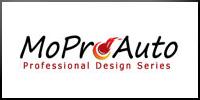 MOPROAUTO | Pro Design Series Logo