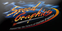 Speed Graphics, Inc | Vinyl Graphics Logo