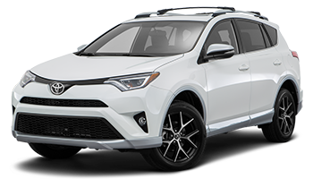 Toyota RAV4 - Ready For Vinyl Graphics Stripes and Decals