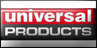 Universal Products, Inc | Vinyl Striping and Graphic Design Logo