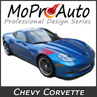 Featuring our MoProAuto Pro Design Series Vinyl Graphic Decal Stripe Kits for 2010-2014 Chevy Corvette Model Years
