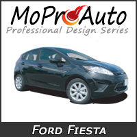 MoProAuto Pro Design Series Vinyl Graphic Decal Stripe Kits for 2008-2016 Ford Fiesta