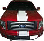 Ford F-150 Vinyl Stripes Decals