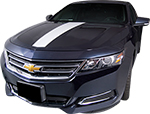 Chevy Impala Vinyl Graphics Stripes Decals
