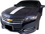 Chevy Impala Vinyl Graphics Stripes Decals