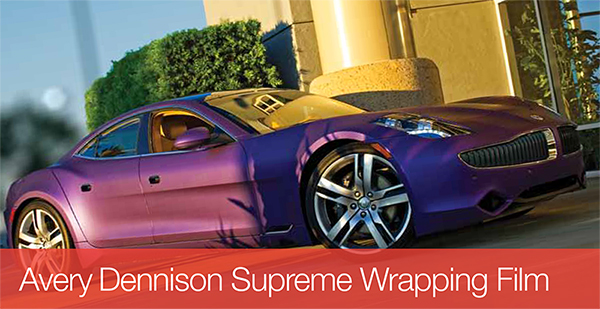 AVERY DENNISON SUPREME WRAPPING FILM