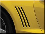 Sharpline CAMARO VENT STRIPES : 2010-2013 Factory OEM Style Vinyl Graphics Kit (M-2012)