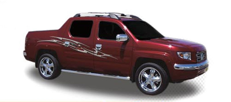 RAZORBACK Automotive Vinyl Graphics And Decals Kit