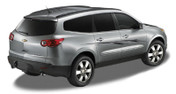 PINNACLE : Automotive Vinyl Graphics and Decals Kit - Shown on FOUR DOOR SUV (M-909910)