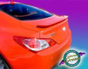 Hyundai - GENESIS Coupe 2010-2013 Custom Style Spoiler