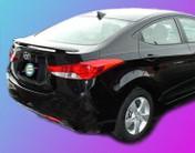 Hyundai - ELANTRA 2011-2012 Custom Style Spoiler