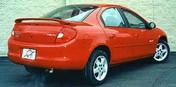 Dodge - NEON (4 Door) 2000-2005 Custom Style Spoiler M-162N