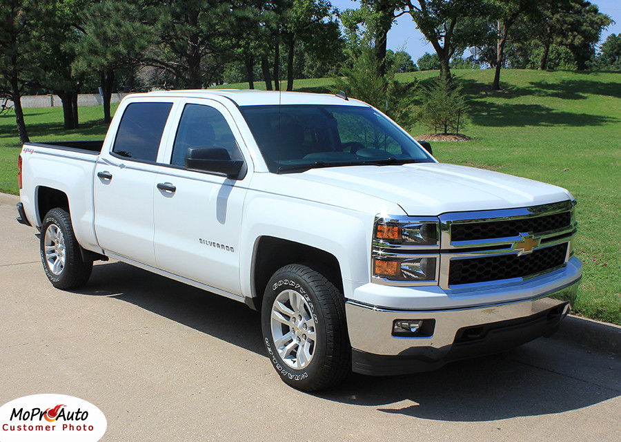 ELITE : 2014-2018 Chevy Silverado or GMC Sierra Upper Body ...