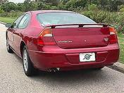 Chrysler - 300M 1999-2004 Custom Style Spoiler M-2N