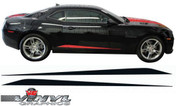 Chevy Camaro : Lower Body Accent Stripes fits 2010-2013 (SVS318C)