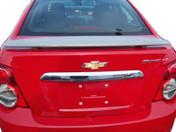 Chevrolet - Sonic 2012-2015 Custom Style Spoiler