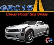 2010-2013 Chevy Camaro Hockey Stripe : Vinyl Graphics Kit (M-GRC15)