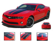 "Camaro R-SPORT : 2010 2011 2012 2013 Chevy Camaro Exact Factory Replica ""OEM Style"" Rally Racing Stripes. - 2010-2013 Chevy Camaro Factory OEM Style Racing and Rally Stripes Graphic Kit! Engineered specifically for the new Camaro, this kit will give you a factory OEM upgrade look at a discount price! Pre-cut pieces ready to install!"