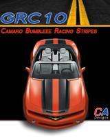 2010-2013 Camaro Bumble Bee 1 : Racing Stripes Kit