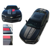 """Camaro ANNIVERSARY R-SPORT : 2010 2011 2012 2013 Chevy Camaro """"Anniversary Style"""" Rally Stripes  2010-2013 Chevy Camaro Factory OEM Style """"45th Anniversary"""" Racing and Rally Stripes Graphic Kit! Engineered specifically for the new Camaro, pre-designed and ready to install!"""
