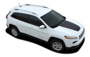 2013 2014 2015 2016 2017 2018 Jeep Cherokee T-HAWK Vinyl Graphics Kit! Engineered specifically for the new Jeep Cherokee, this kit will give you a factory OEM upgrade look at a discount price! Pre-trimmed sections ready to install! Fits Jeep Hoods . . .