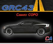 2010-2015 Chevy Camaro COPO Vinyl Stripe Kit (M-GRC43)