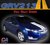 2011-2015 Chevy Volt Rally Vinyl Stripe Kit (M-GRV213)