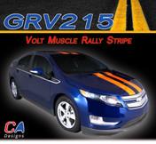 2011-2015 Chevy Volt Muscle Rally Vinyl Stripe Kit (M-GRV215)