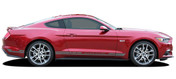 2015 2016 2017 2018 HASTE ROCKER : Ford Mustang Rocker Panel Stripes Vinyl Graphic Decals * NEW Ford Mustang Rocker Panel Stripes Kit! Give a modern muscle car look to your new Mustang that will set your ride apart! Professional Style 3M Vinyl Graphics Kit - Pre-Trimmed and Designed, Ready to Install! For Automotive Restylers and Dealers!