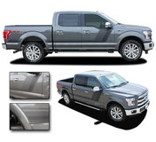 "Ford F-150 Hockey Stick ""Tremor FX Appearance Package Style"" Side Vinyl Graphics and Decals Kit! Ready to install for your F-150 Ford Truck for 2009 2010 2011 2012 2013 2014 and 2015 2016 2017 2018 Models. Professional ""OEM Style"" and Design! For Automotive Restylers and Dealers!"