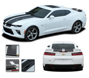 "2016 2017 2018 Camaro C-SPORT : Chevy Camaro ""OEM Factory Style"" Vinyl Graphics Racing Stripes Rally Decals Kit (fits SS, RS, V6 MODELS)"