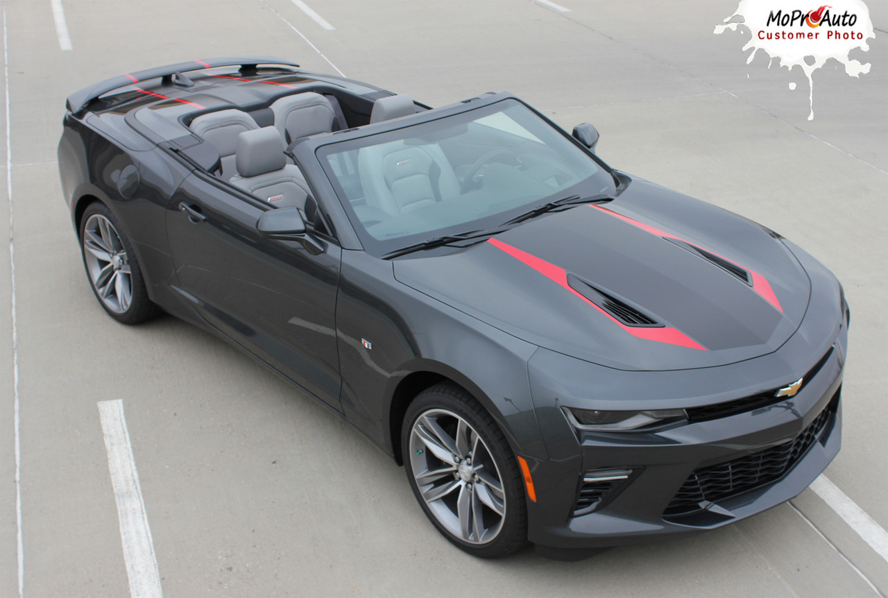 2016 2017 2018 Camaro HERITAGE CONVERTIBLE : Chevy Camaro 50th ...