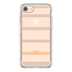 OtterBox Symmetry Clear Case iPhone 8/7 - Inside The Lines