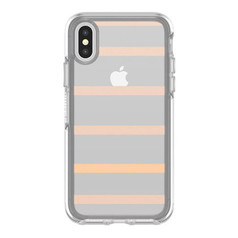 OtterBox Symmetry Clear Case iPhone X - Inside The Lines
