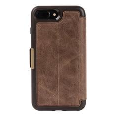 OtterBox Strada Wallet Case iPhone 8+/7+ Plus - Espresso