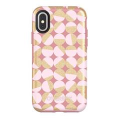 OtterBox Symmetry Case iPhone X - Pale Beige/Blush