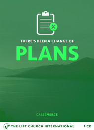 There's Been a Change of Plans (MP3)