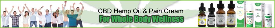 Green Roads World CBD Hemp Oil & Pain Cream For Whole Body Wellness