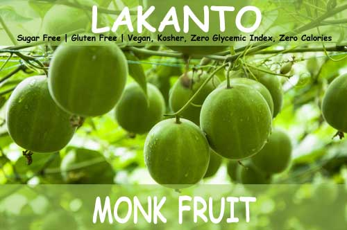 Saraya Health Lakanto All Natural Monk Fruit Sweetener with Erythritol